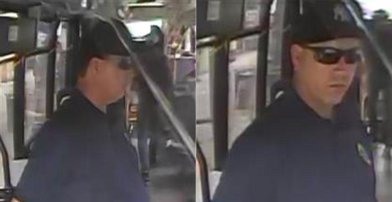 Black man randomly assaulted while boarding BC bus