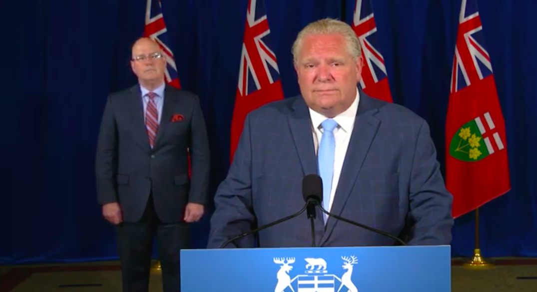 Ontario investing additional $150M in homeless shelters and longer-term housing