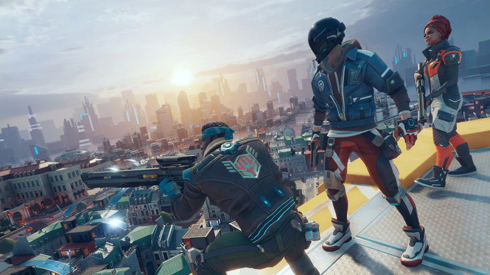 Ubisoft Montreal debuts new battle royale game Hyper Scape