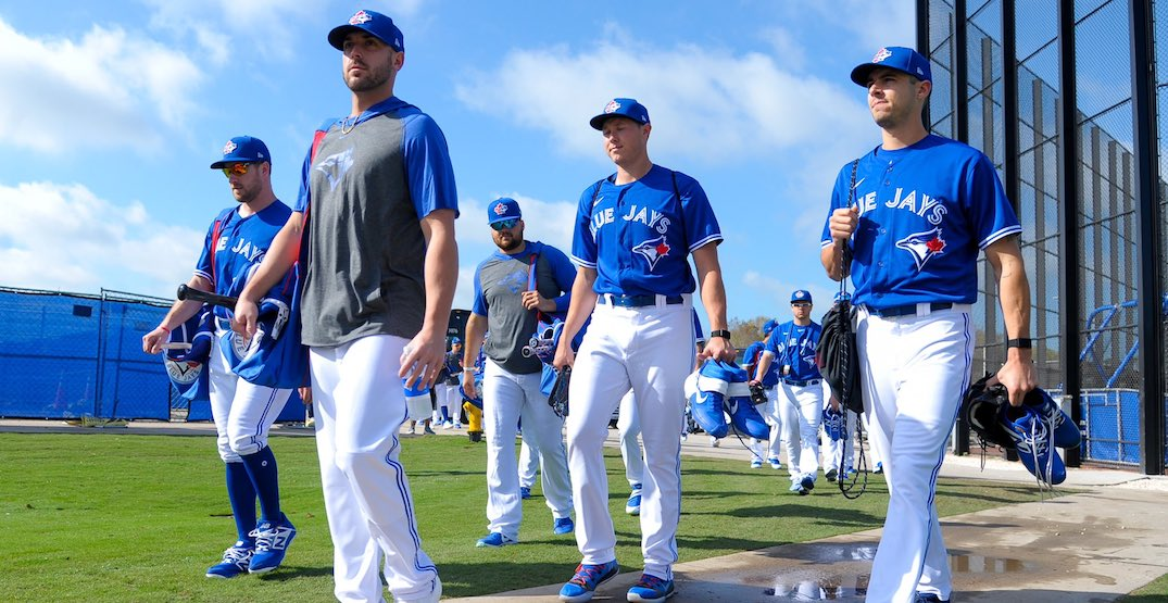 Blue Jays get government approval to host training camp in Toronto