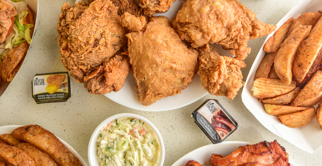 New 24-hour fried chicken restaurant now open on Hastings
