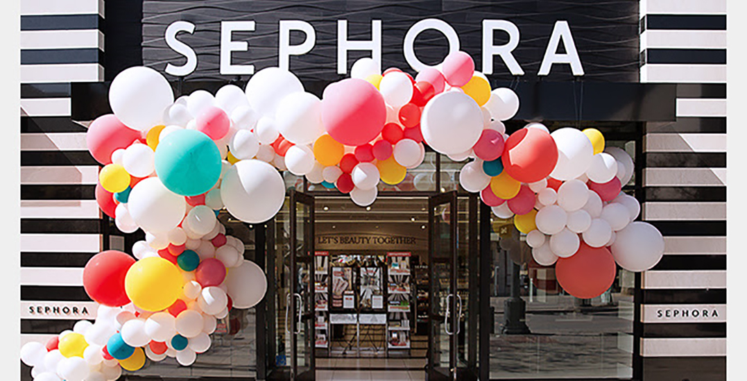 Sephora to reopen expanded 7,000-sq-ft Pacific Centre store this Friday
