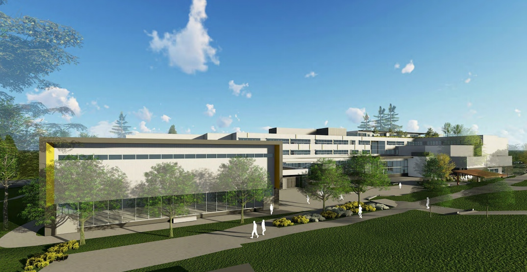 New $92 million Eric Hamber high school in Vancouver moving forward (RENDERINGS)