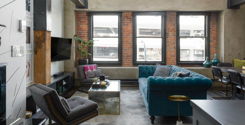 Gastown loft under $1.6 million blends heritage with modern features (PHOTOS)