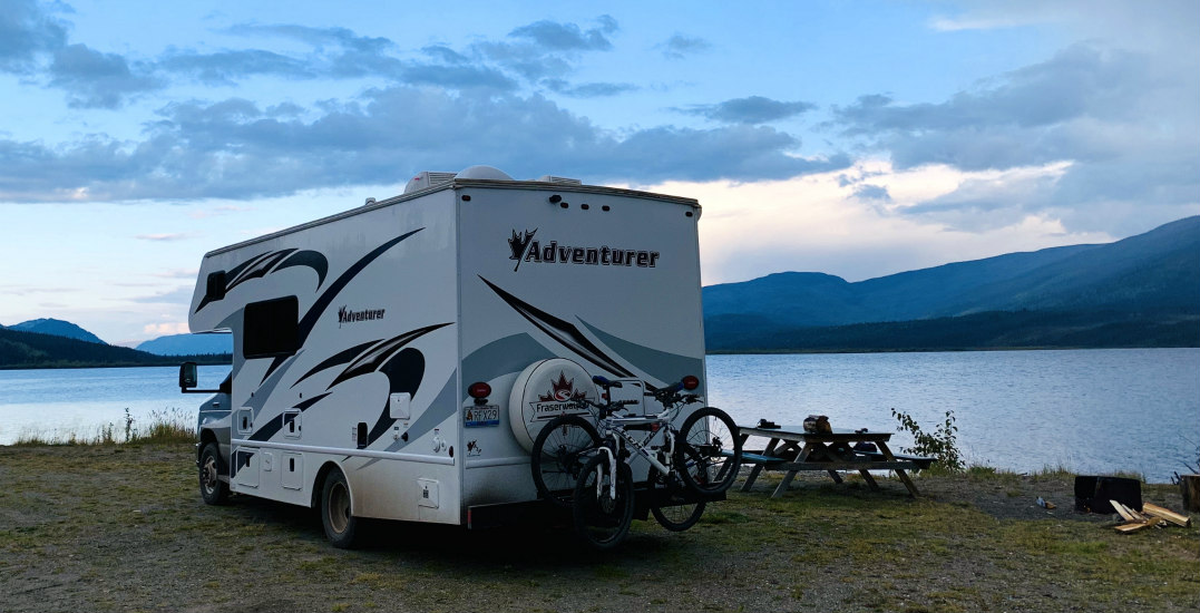 A 7-day itinerary for the ultimate BC summer RV trip