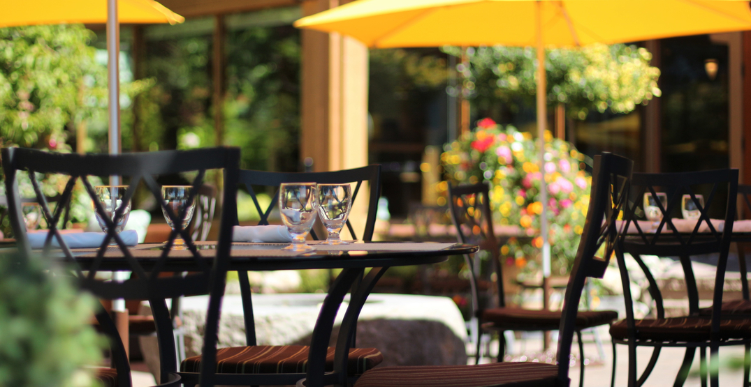 Province implements shortcut so restaurants can create patios in mere days
