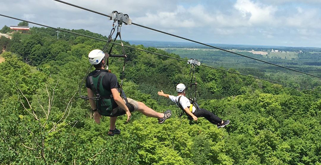 GTA's treetop adventure parks reopen for the season