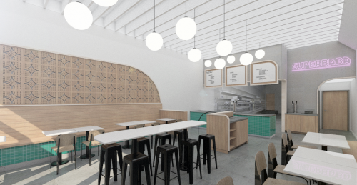 Vancouver's newest Middle Eastern eatery set to open this fall (RENDERINGS) | Dished