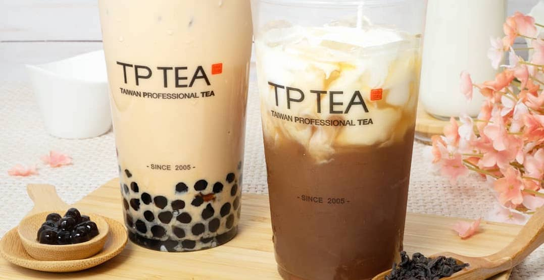 A bubble tea BOGO is happening in the GTA this weekend