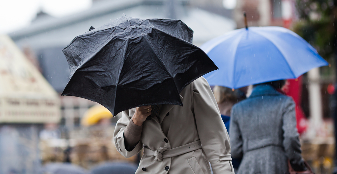 Raincouver 101: 11 tips on using an umbrella in Vancouver
