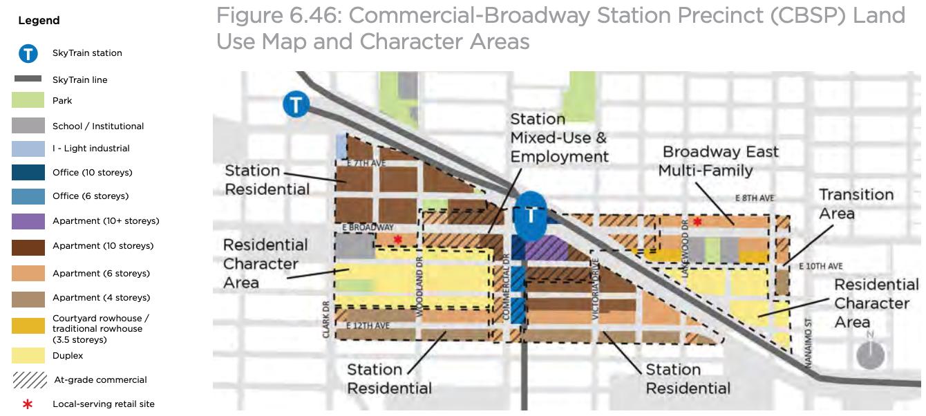 commercial-broadway station precinct grandview woodland community plan