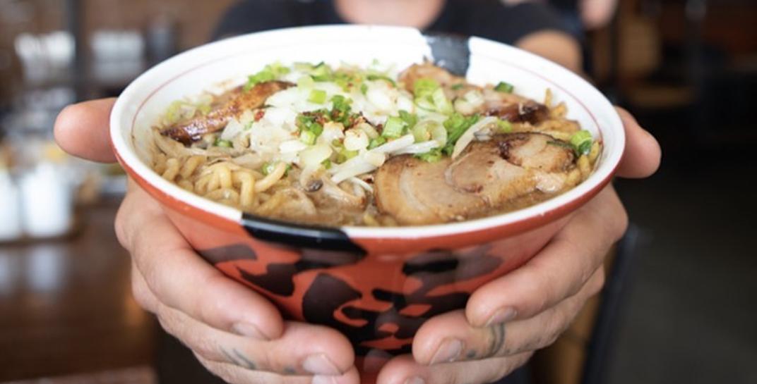 Jinya is offering cheap ramen in Vancouver on July 15