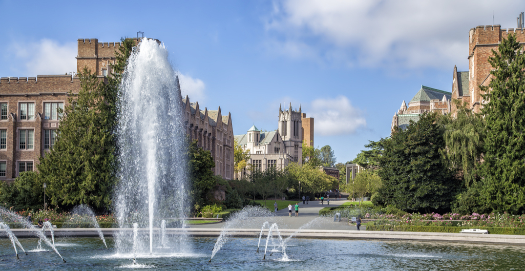University of Washington named one of the top 30 universities in the world