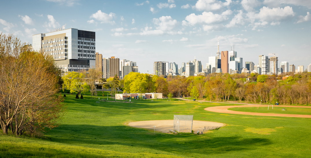 Toronto reopens sports and multi-use fields starting today