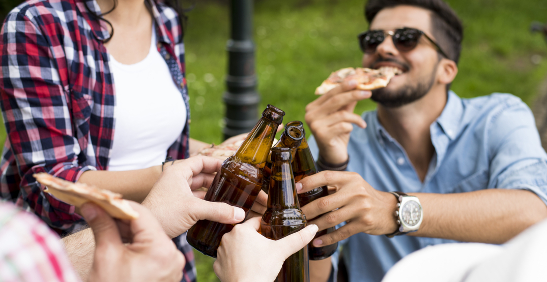 You may be able to drink in select Vancouver parks this month