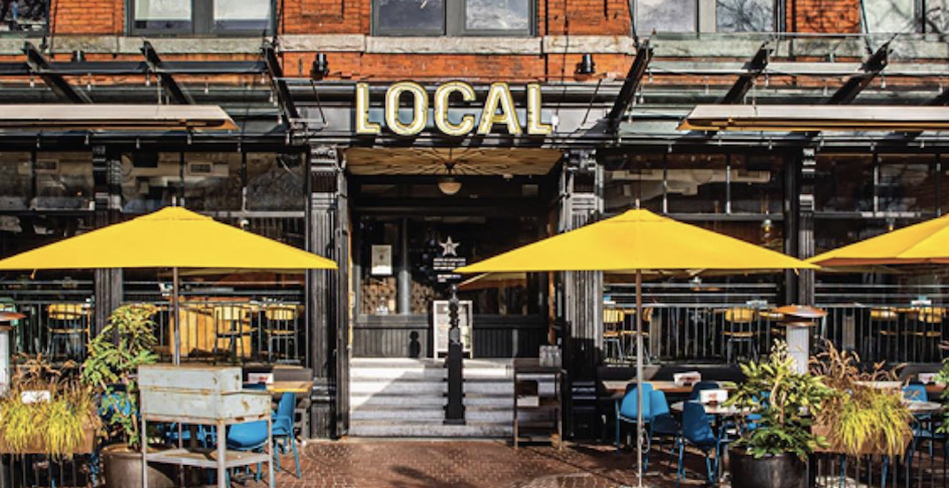 """Vancouver's outdoor """"Patiotown"""" launches in Gastown"""