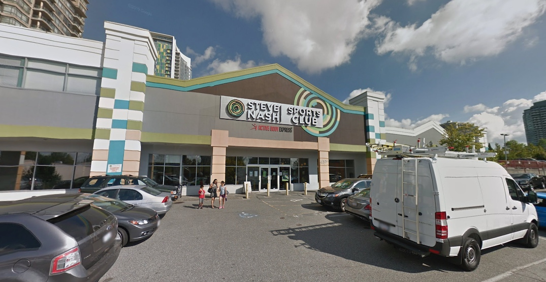 Club 16 Trevor Linden taking over some Steve Nash Fitness World locations