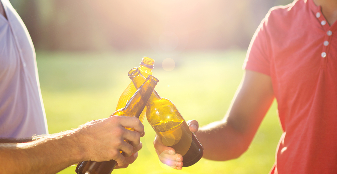 Here's why you can't (legally) drink in Vancouver parks this summer
