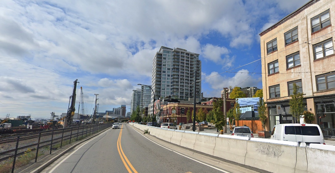 New Westminster closing Front Street on weekends for cycling and walking