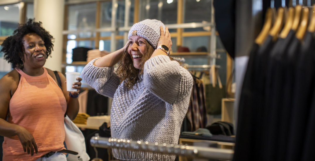 25 shops now open in Whistler where you can do some retail therapy