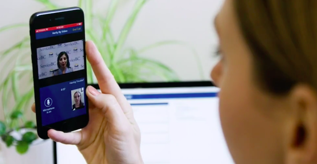 Provincial government rolls out new video verification option for Service BC