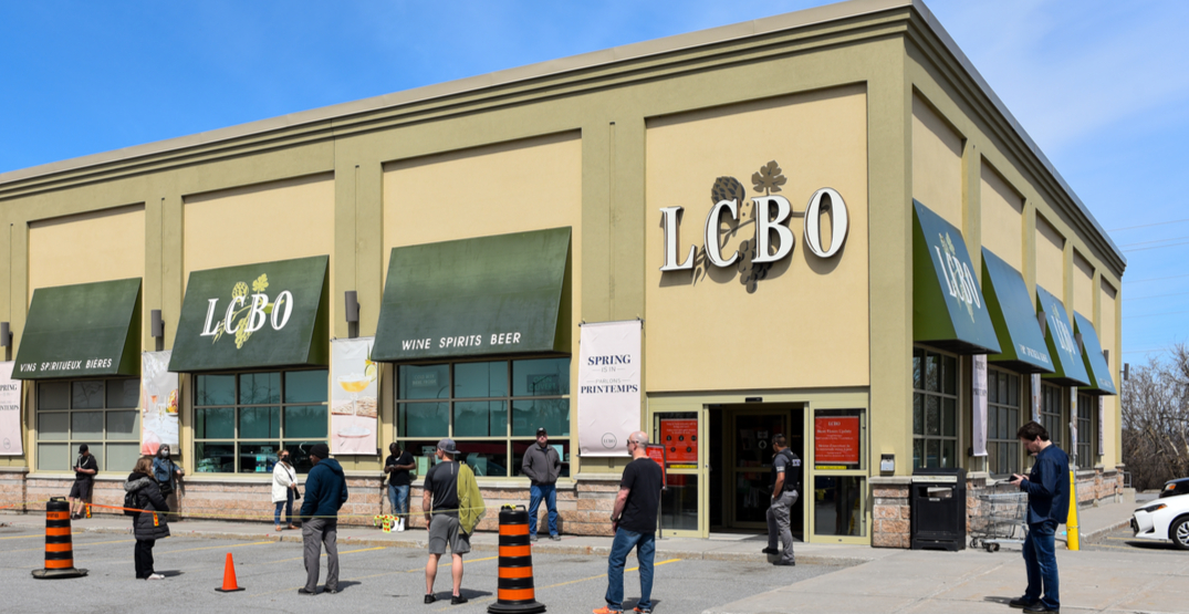 Toronto LCBO customers now required to wear masks in stores