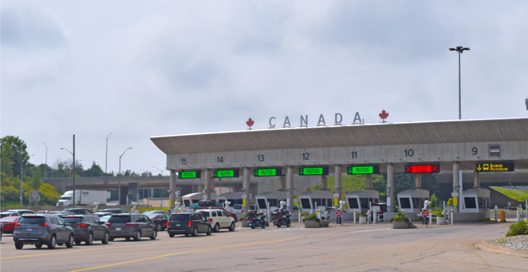 Two Americans charged after breaking Canada's quarantine laws