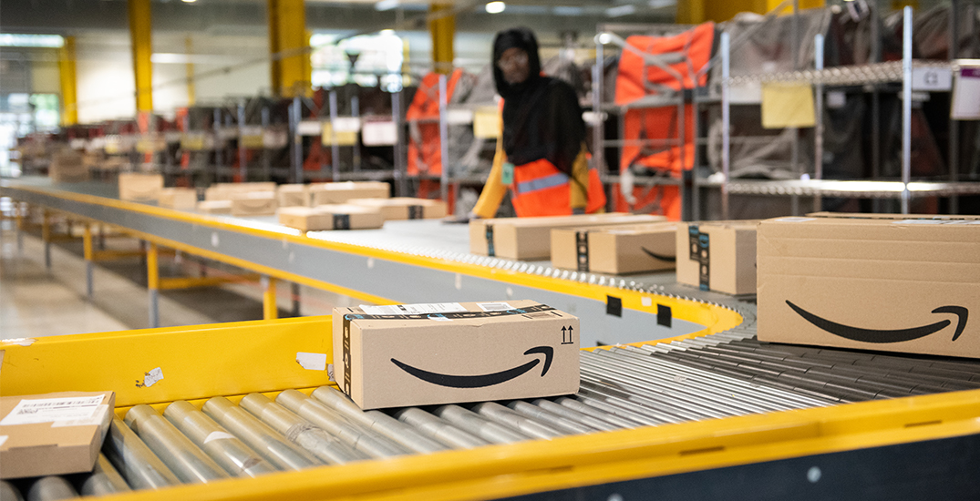 Amazon to hire over 700 full-time employees in Scarborough