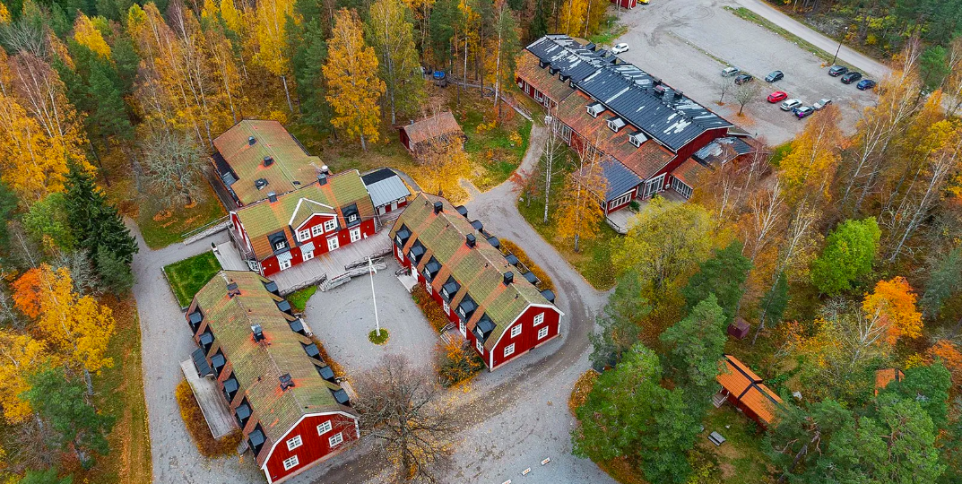 An entire Swedish village is on sale for $7.5 million