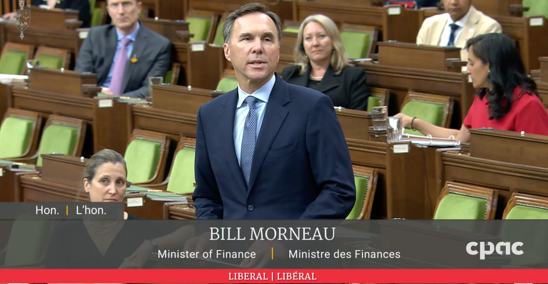 Federal budget deficit to total $343.2 billion: finance minister