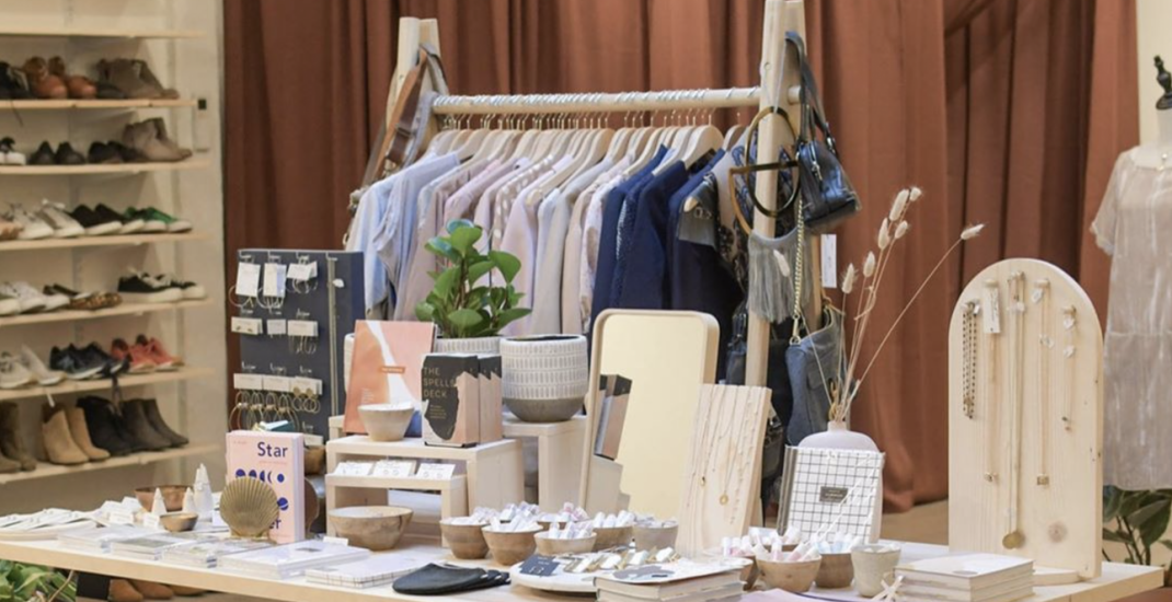 5 Places To Shop For Ethical And Sustainable Clothing In Vancouver Curated