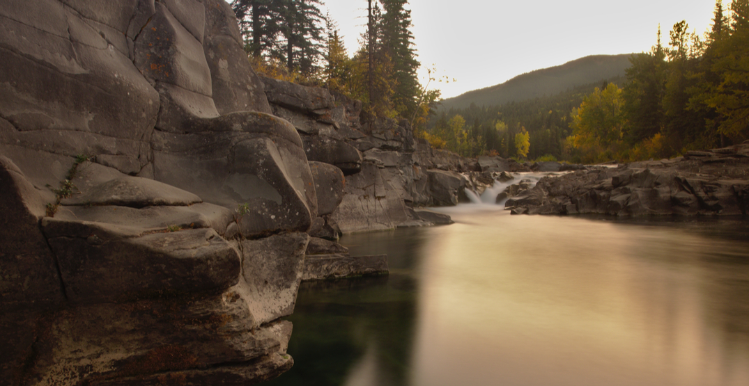 Awesome Alberta: Nature will treat you like royalty at Castle Falls (PHOTOS)