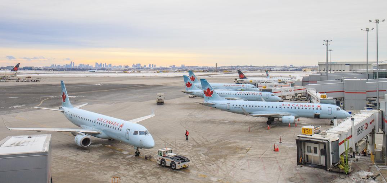 Possible exposure to coronavirus identified on another Toronto flight