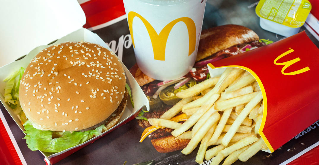 McDonald's announces it's reopening dining rooms across Calgary