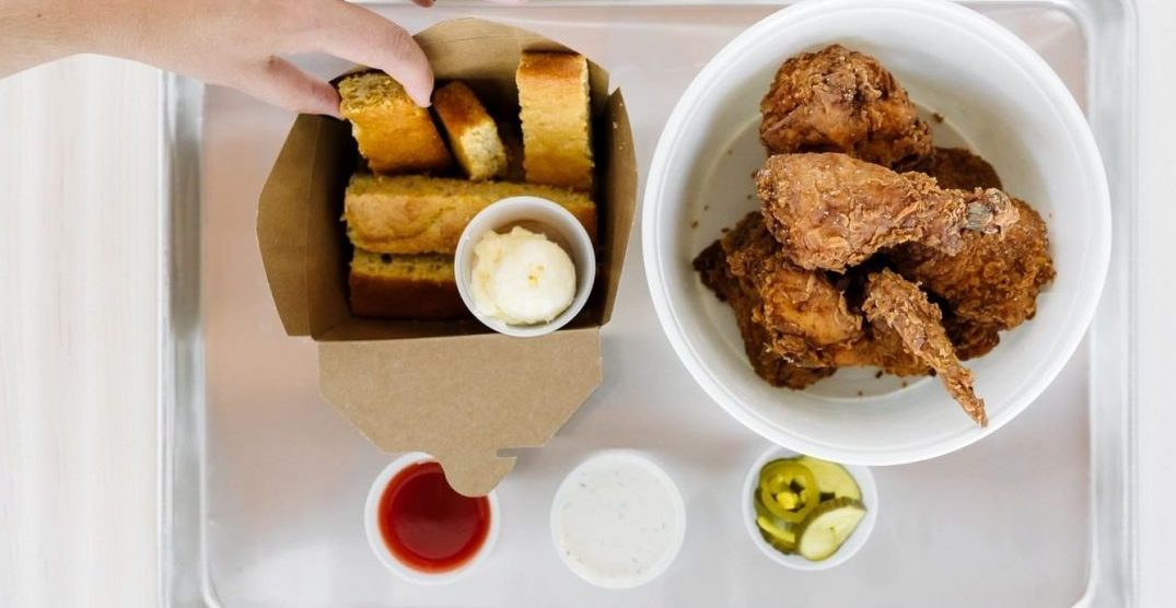A new spot for delectable fried chicken just opened in PDX