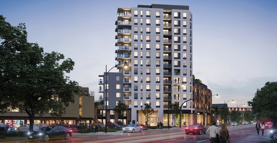 131 rental homes on Kingsway approved by Vancouver City Council