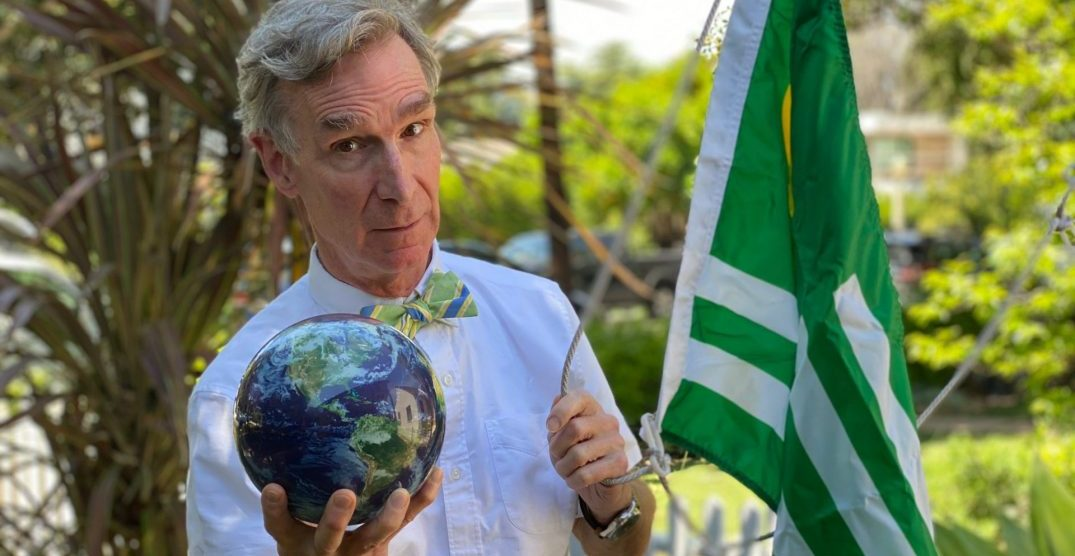 Bill Nye explains the importance of wearing a mask in new TikTok video