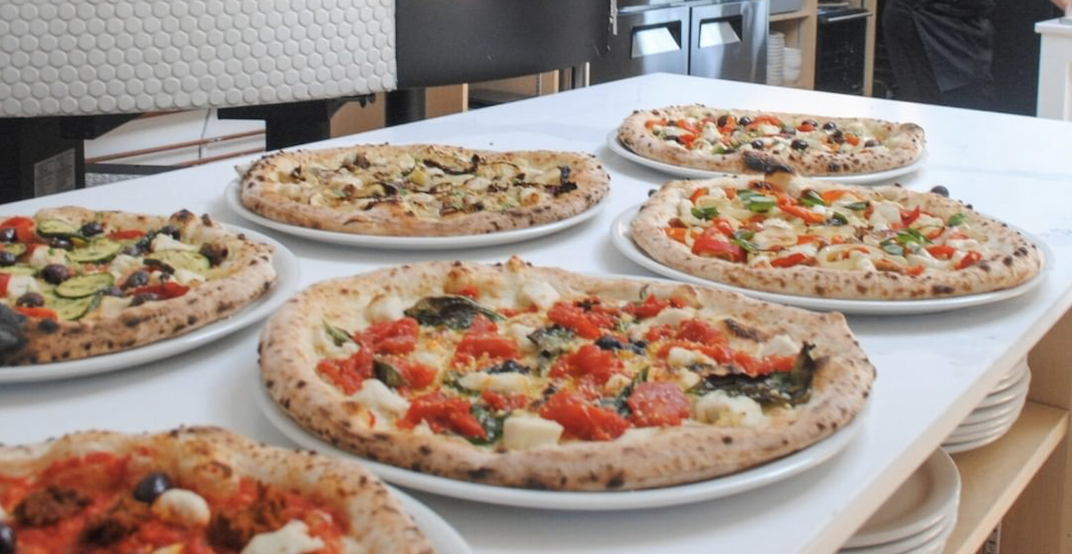Pizzeria Grano is opening in Vancouver on July 9