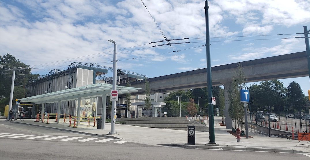 New bus exchange and plaza opens at SkyTrain's Nanaimo Station (PHOTOS)