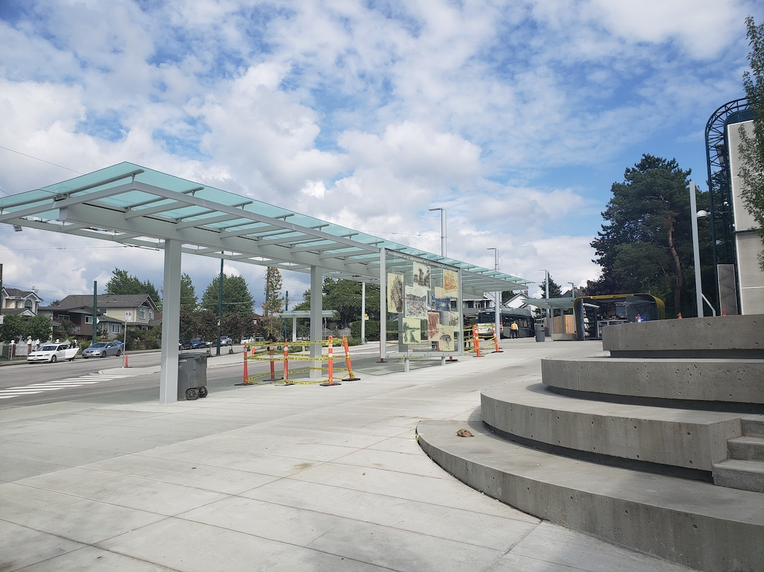 skytrain nanaimo station bus exchange