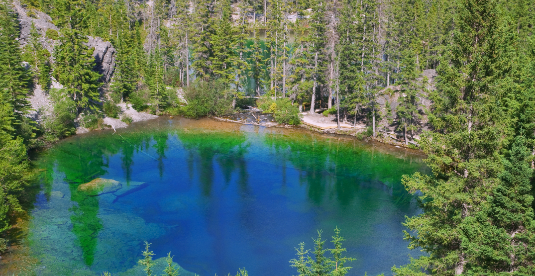 Awesome Alberta: The water at Grassi Lakes is stunningly cyan (PHOTOS)