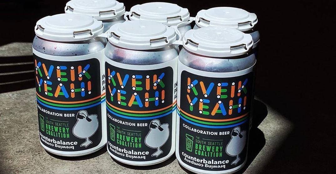 Seattle breweries work together to create Kveik Yeah! beer series