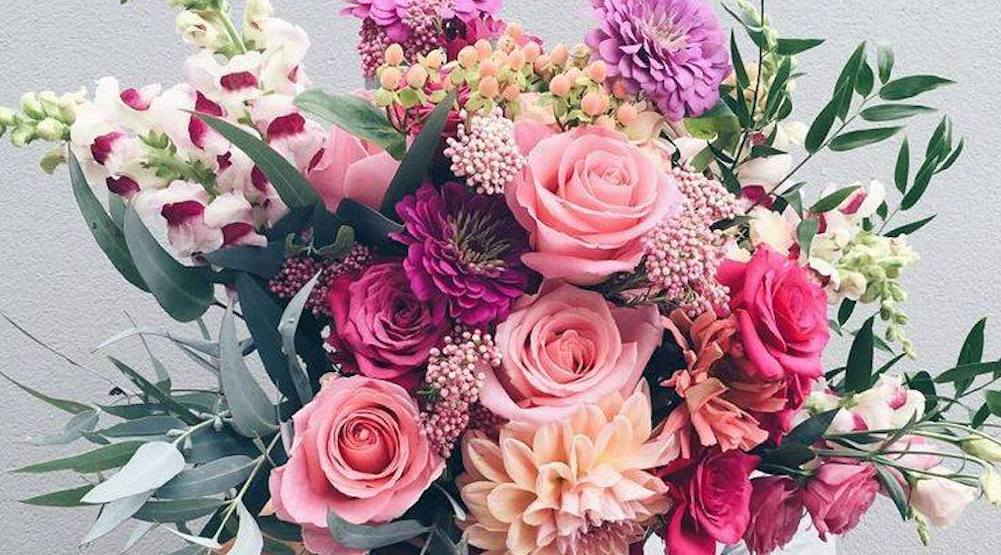 Small business spotlight: Flowers Just 4 U curates the perfect bouquet