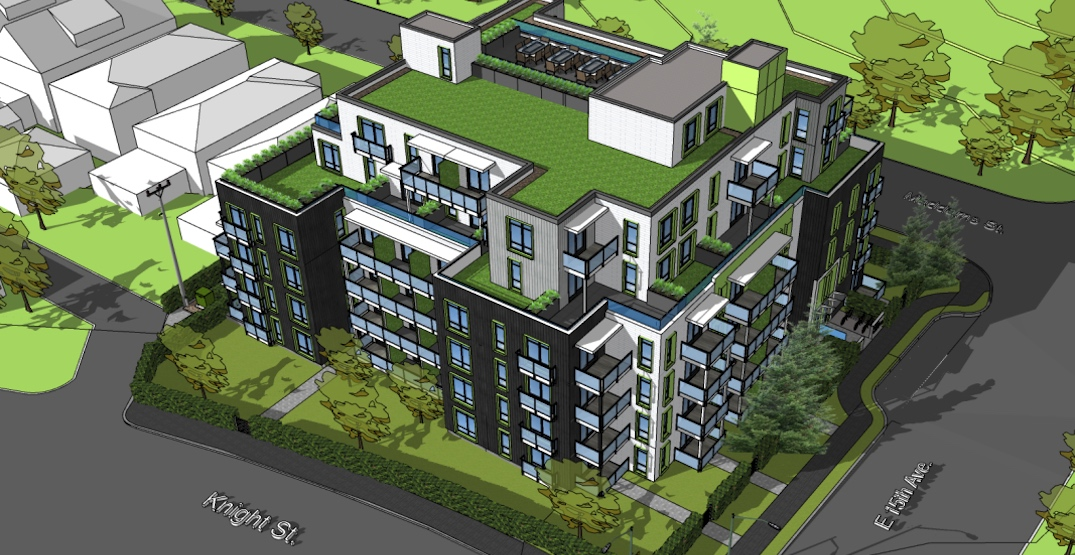 79 rental homes proposed for corner of Knight Street and 15th Avenue