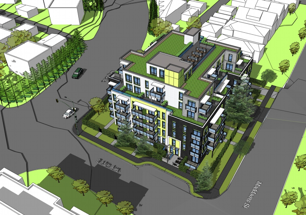 1405 East 15th Avenue 3071-3047 Maddams Street Vancouver
