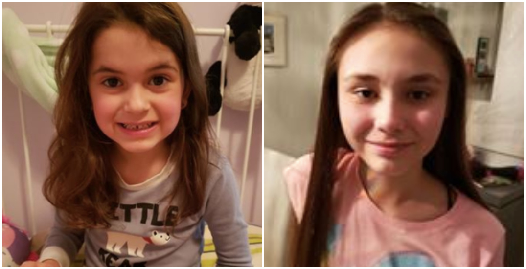 Amber Alert for missing 6 and 11-year-old girls still in effect