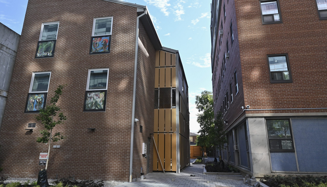 "22 new ""deeply affordable"" housing units open in Toronto"