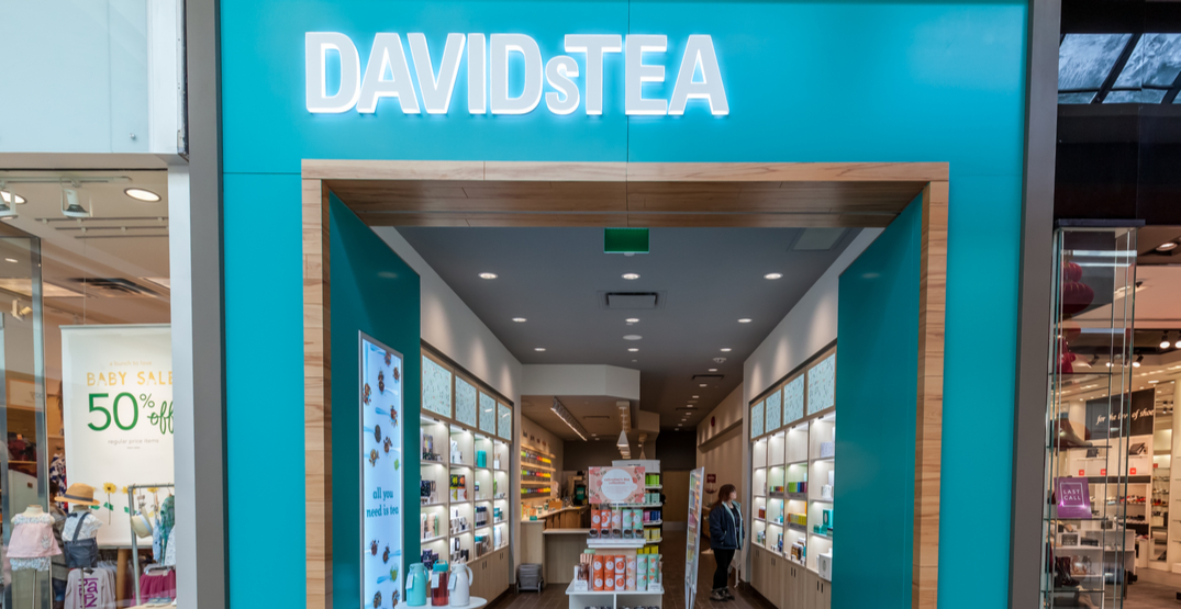 DavidsTea to close more than 80 stores across Canada