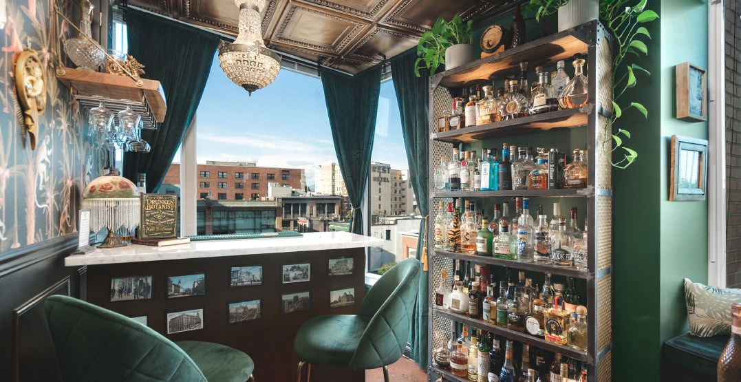See this speakeasy-inspired condo for sale in Downtown Vancouver (PHOTOS)