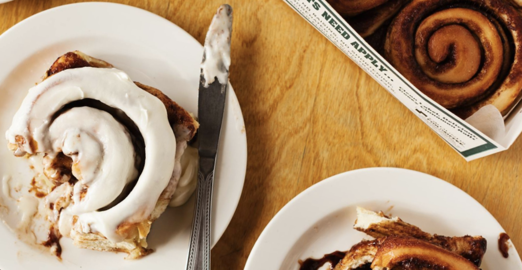 Grounds For Coffee's new app means free birthday cinnamon buns